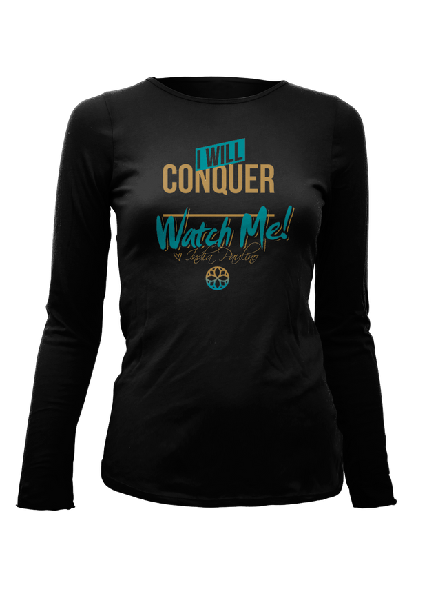 I Will Conquer - Long Sleeve