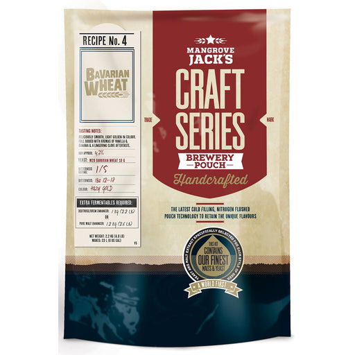 Mangrove Jack's Craft Series Brew Pouch - Bavarian Wheat