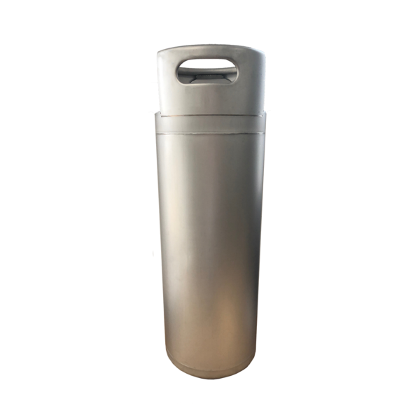 Keg - NEW Brushed Stainless Ball lock (Pepsi Style 23 L)