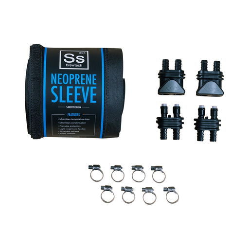Ss Brewtech FTSs Quick Disconnect Kit
