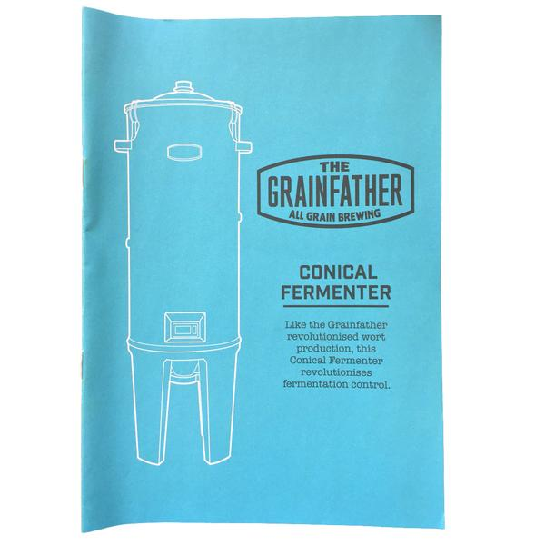 Brochures - Grainfather Conical Booklet