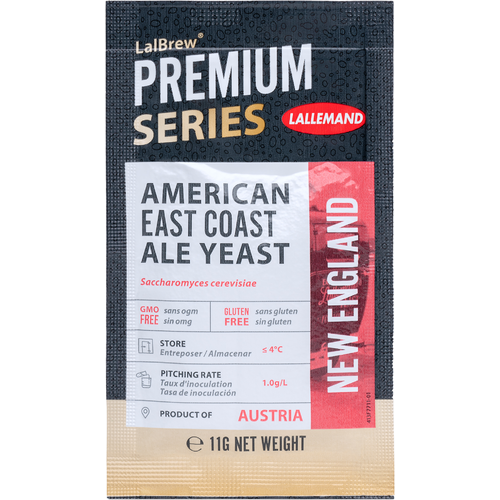 Yeast - Lalbrew New England East Coast 11g