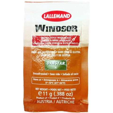 Yeast - Danstar Windsor Ale 11g