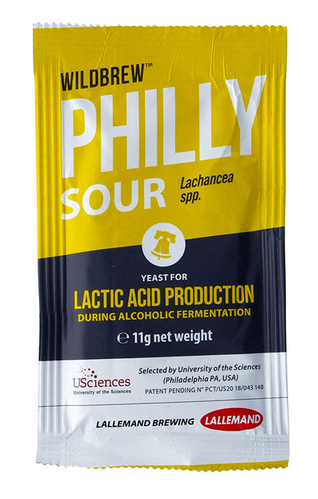 Yeast - WildBrew Philly Sour 11g