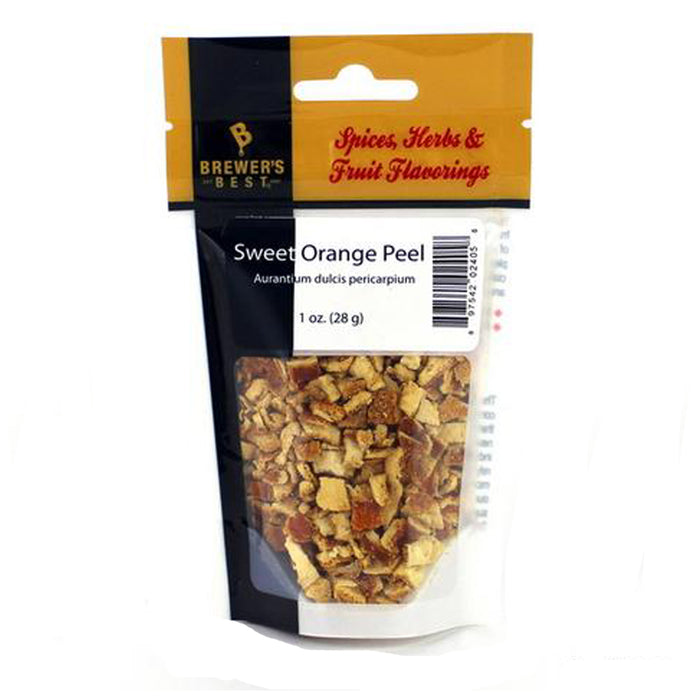 Brewing Spices - Sweet Orange Peel
