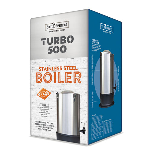 Turbo 500  - Boiler Only