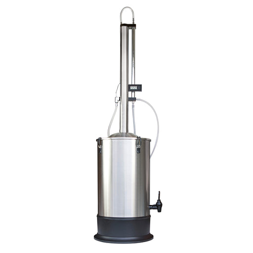 Turbo 500 - Water Distiller/Oil Extractor w/Reflux