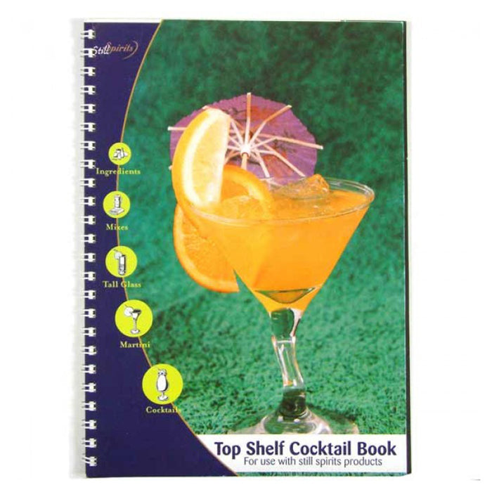 Books - Top Shelf Cocktails