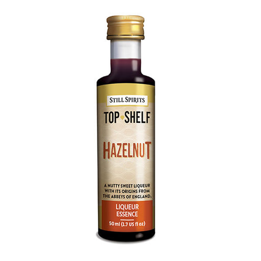 Top Shelf - Hazelnut