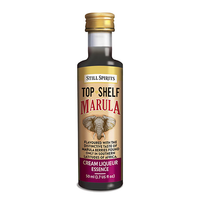Top Shelf - Marula Cream Liqueur