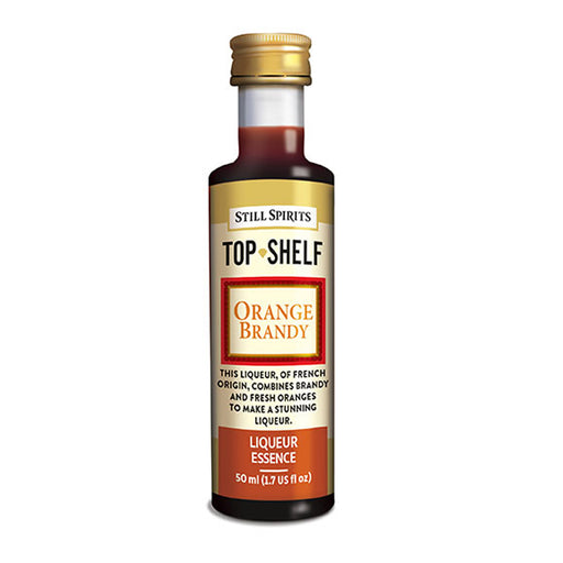 Top Shelf - Orange Brandy