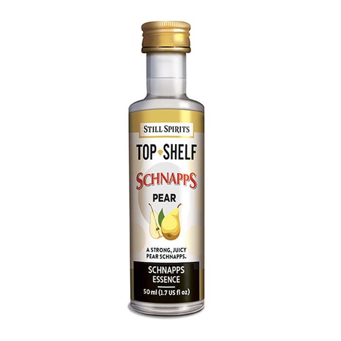 Top Shelf - Pear Schnapps