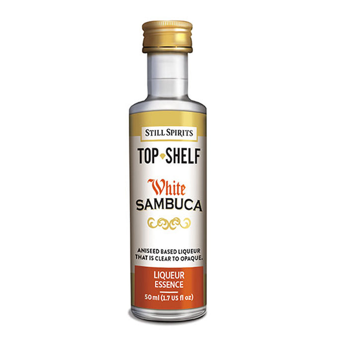 Top Shelf - White Sambuca