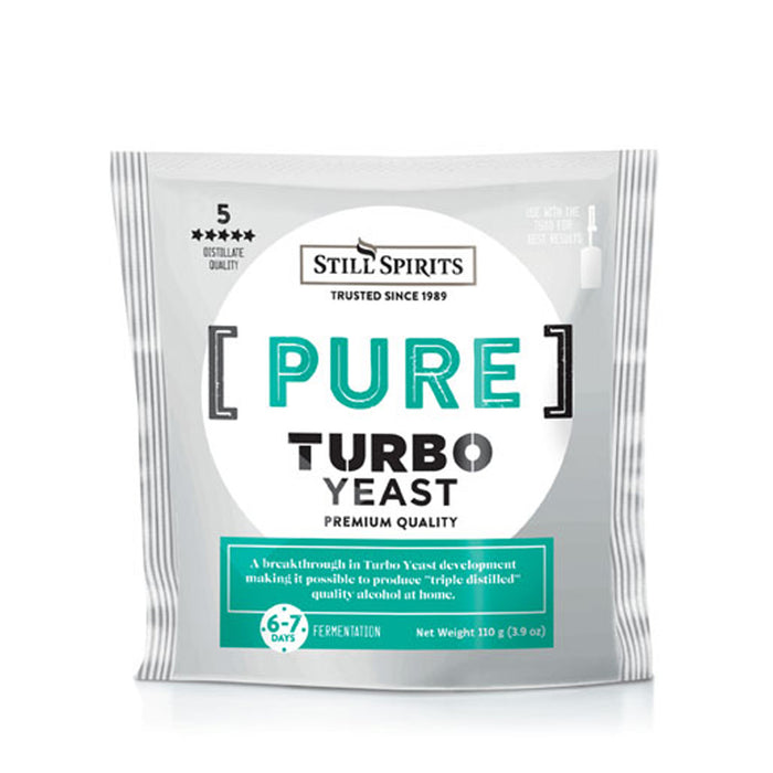 Yeast - Turbo Pure