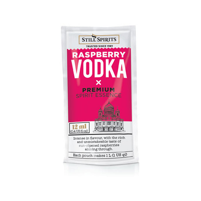 Vodka Shots - Raspberry