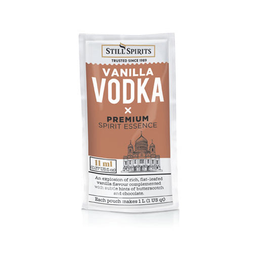 Vodka Shots - Vanilla