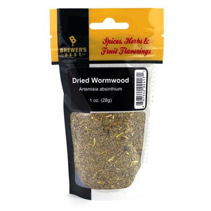 Brewing Spices - Dried Wormwood