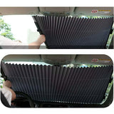 ShutterShade - Retractable Car Windshield Visor