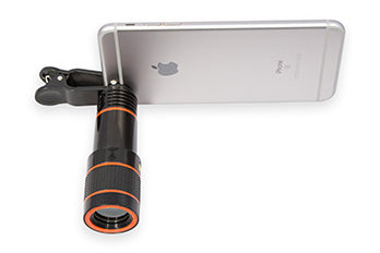 Ultra Zoom Telephoto Phone Lens
