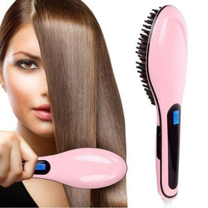 Straighten Your Hair Instantly Without Damaging It! The Ultimate Straightener!