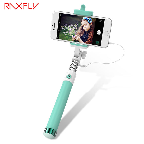 Universal Mini Selfie Stick With Button