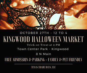 KINGWOOD HALLOWEEN MARKET