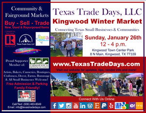 MARKET DAY: Kingwood Markets