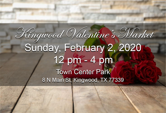 February 2, 2020 Kingwood Market