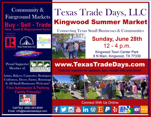 June 28, 2020 Kingwood Market