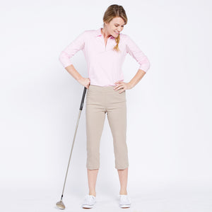Slimsation Golf Capri - Stone