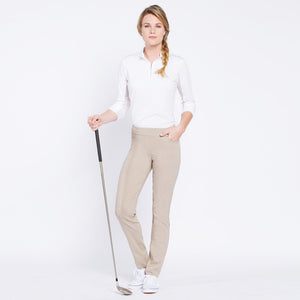 Slimsation Golf Narrow Pant - Stone
