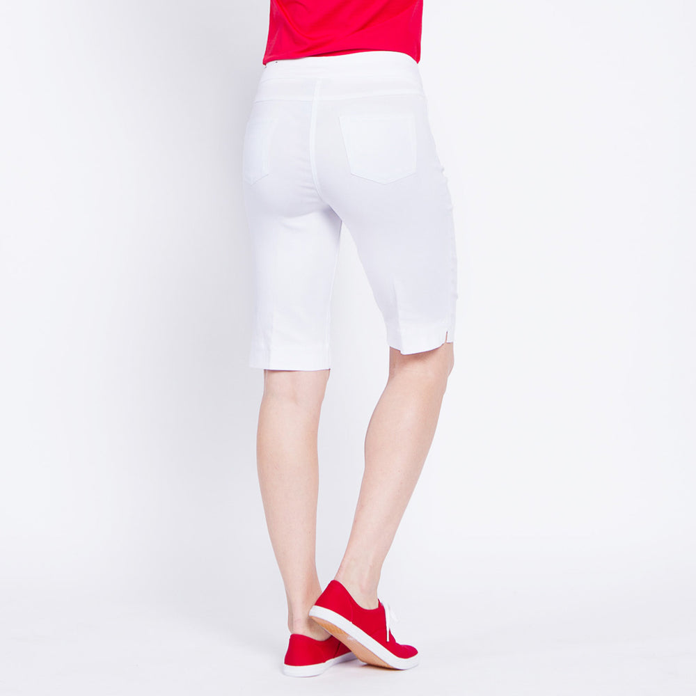 Slimsation Golf Walking Short - White
