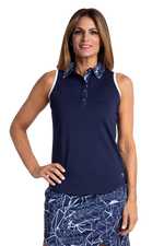 Bette & Court Nightlite Polo