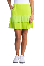 Swing Skirt - Lime