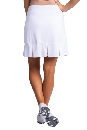 Bette & Court Twirl Skirt - White