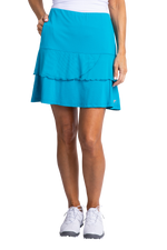 Swing Skirt - Teal