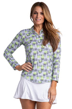 Bette & Court Genesis Long Sleeve Polo