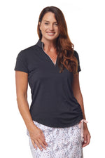 Celeste Short Sleeve Polo