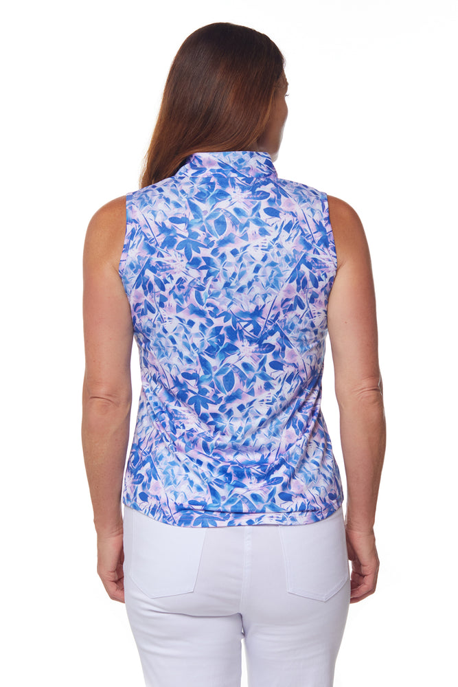 Mirabel Sleeveless Mock