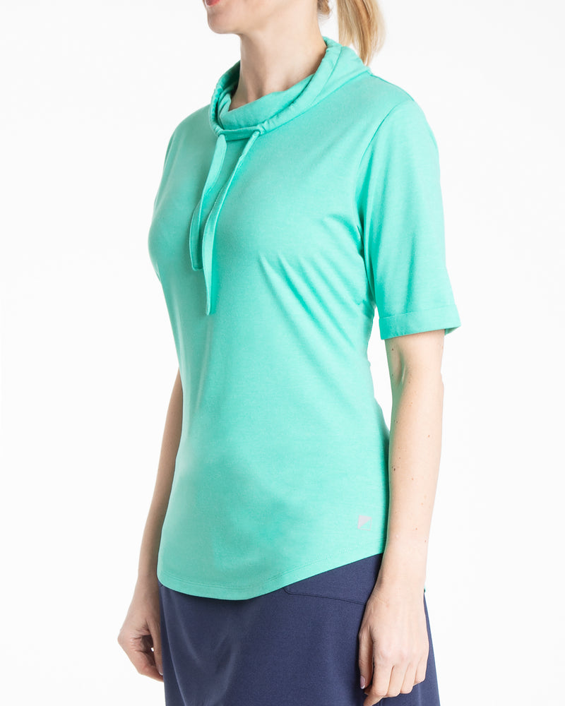 Pinnacle Pullover - Jade