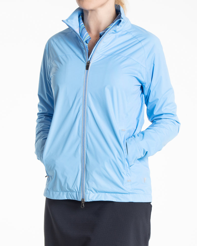 Swift Jacket - Bay Blue