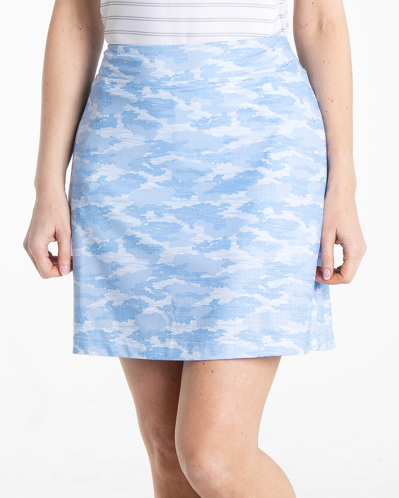 Breeze Skirt - Bay Blue