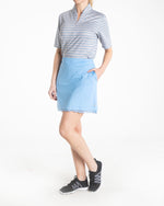 Flip Skirt - Bay Blue