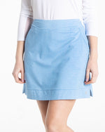 Vitality Skirt - Bay Blue