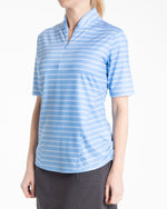 Birdie Polo - Bay Blue