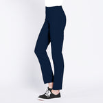 Pull On Golf Ankle Pant - Midnight