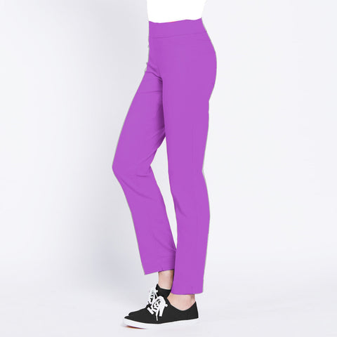 Slimsation Golf Ankle Pant - Wildberry