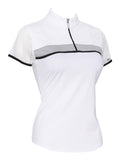 Eclipse Short Sleeve Colorblock Polo