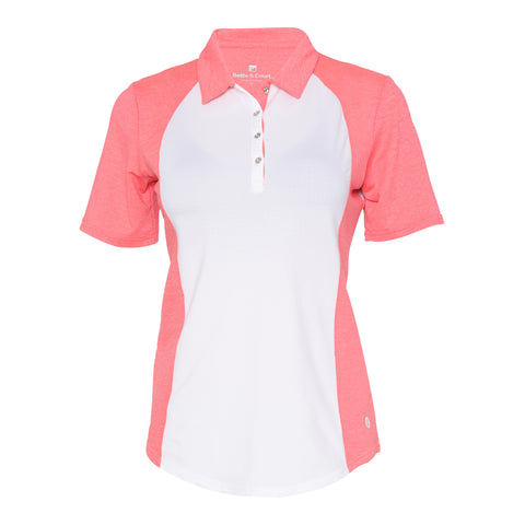 Breezy Colorblock Polo