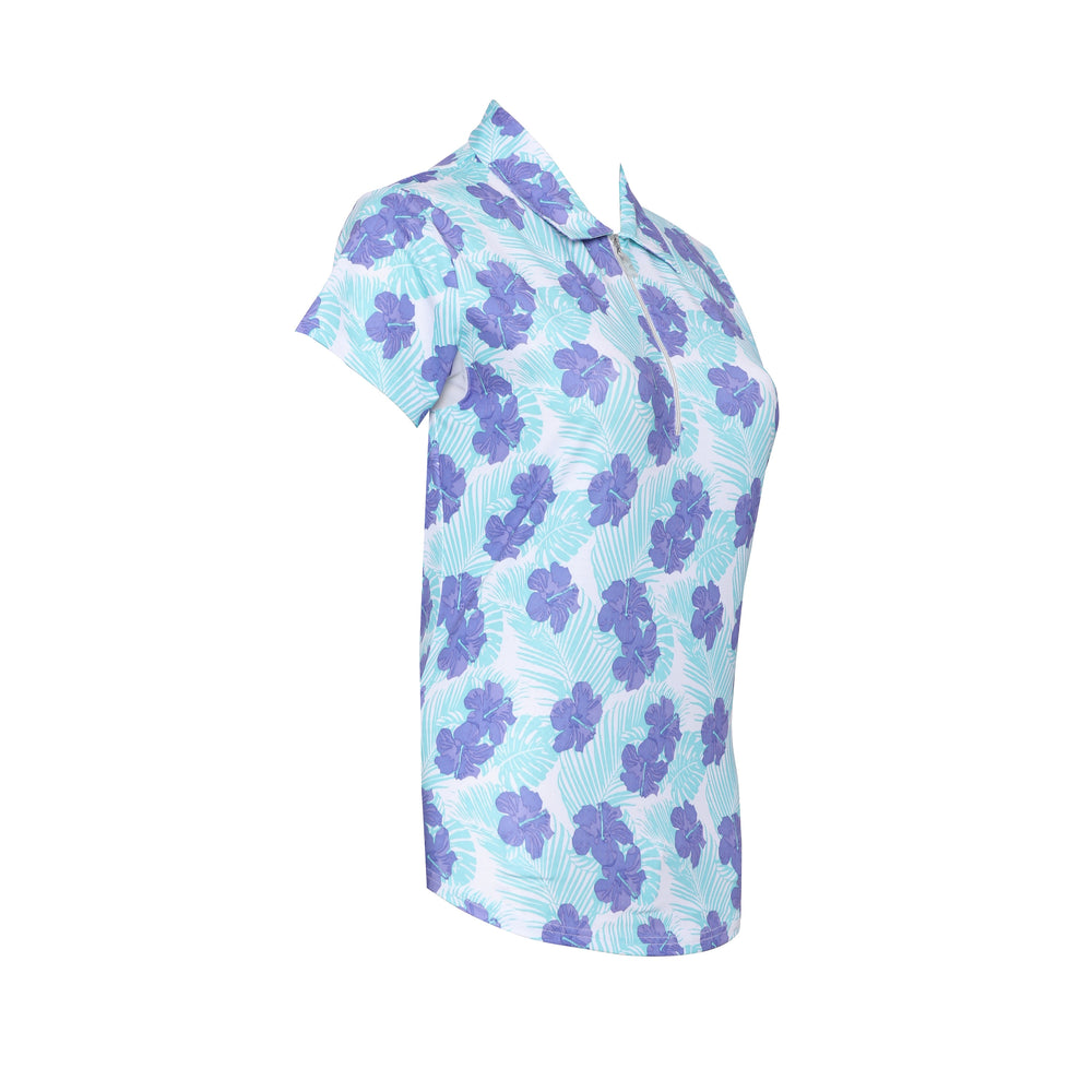 Tropics Short Sleeve Polo